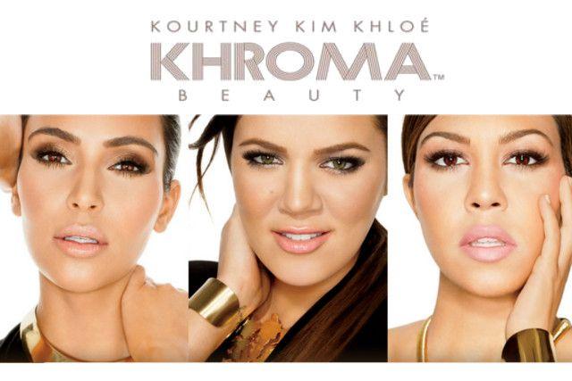 Khroma beauty, la marque de cosmétiques des soeurs Kardashian  http://www.mysweetiebox.com/content/72-khroma-beauty-la-marque-des-soeurs-kardashian