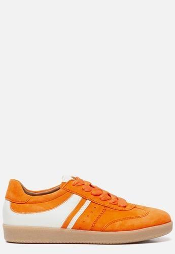 Sneakers Oranje In 2020 Adidas Sneakers Sneakers Adidas