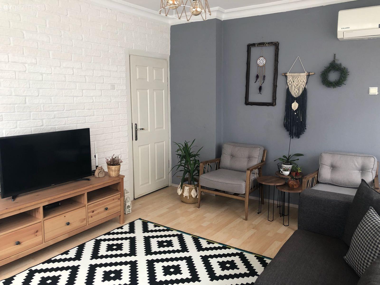 Renkli Bir Ortamdan Sade Ve Dogal Dekora Leyla Hanimin Evinin Yeni Tasarimi Ev Gezmesi Ikea Oturma Odasi Oturma Odasi Dekorasyonu Oturma Odasi Fikirleri
