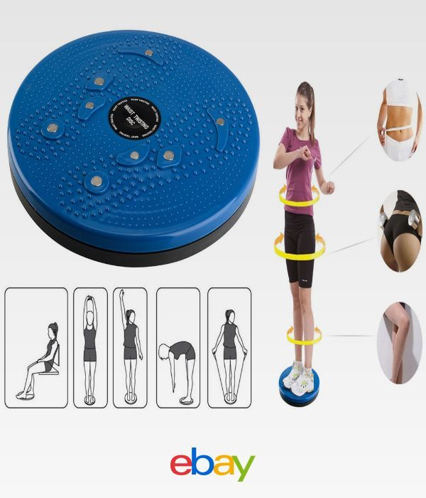 BODY SCULPTURE Gym Exercice Massage Figure Twister