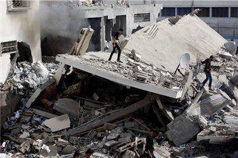 La ofensiva militar israelí ha dejado un centenar de muertos palestinos