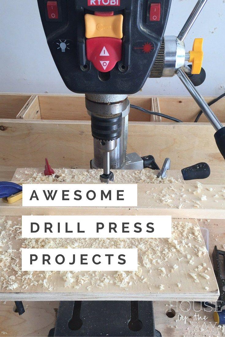 Drill Press Projects
