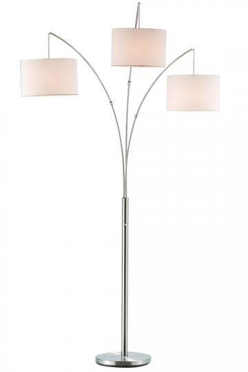 Trinity Arc Floor Lamp Floor Lamp Modern Floor Lamp