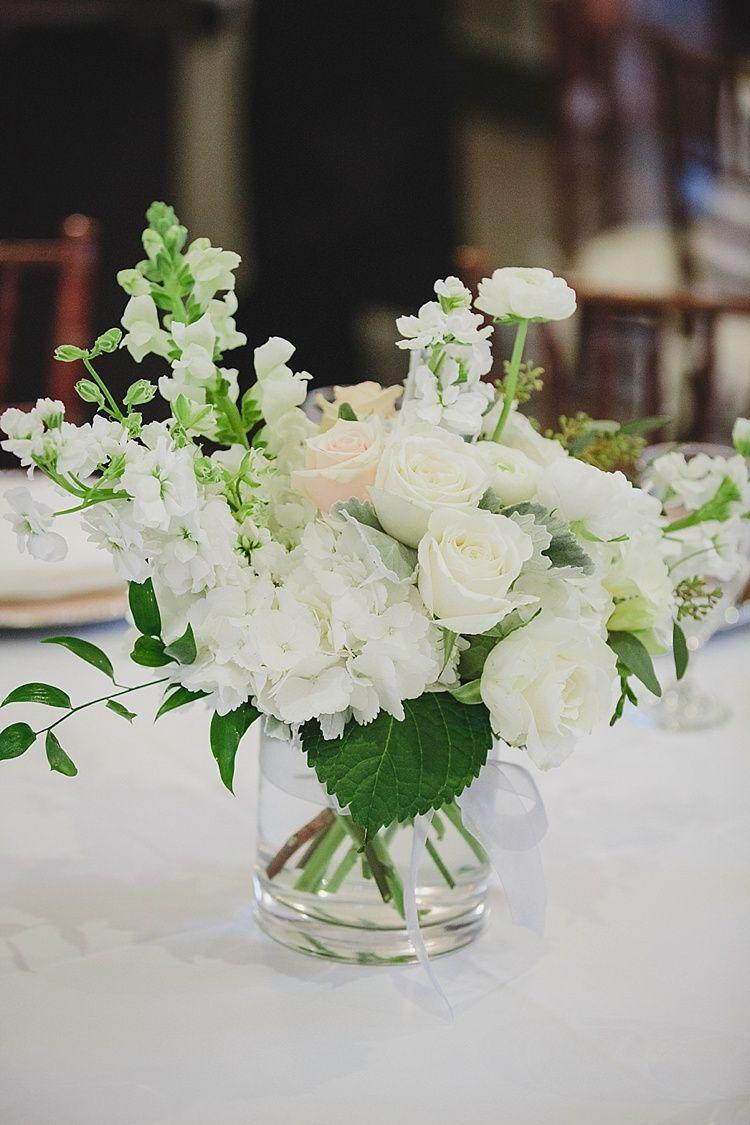 Fl Centrepiece Magical Wedding Ceremony Beneath An Oak Tree Florida Http Stephaniew