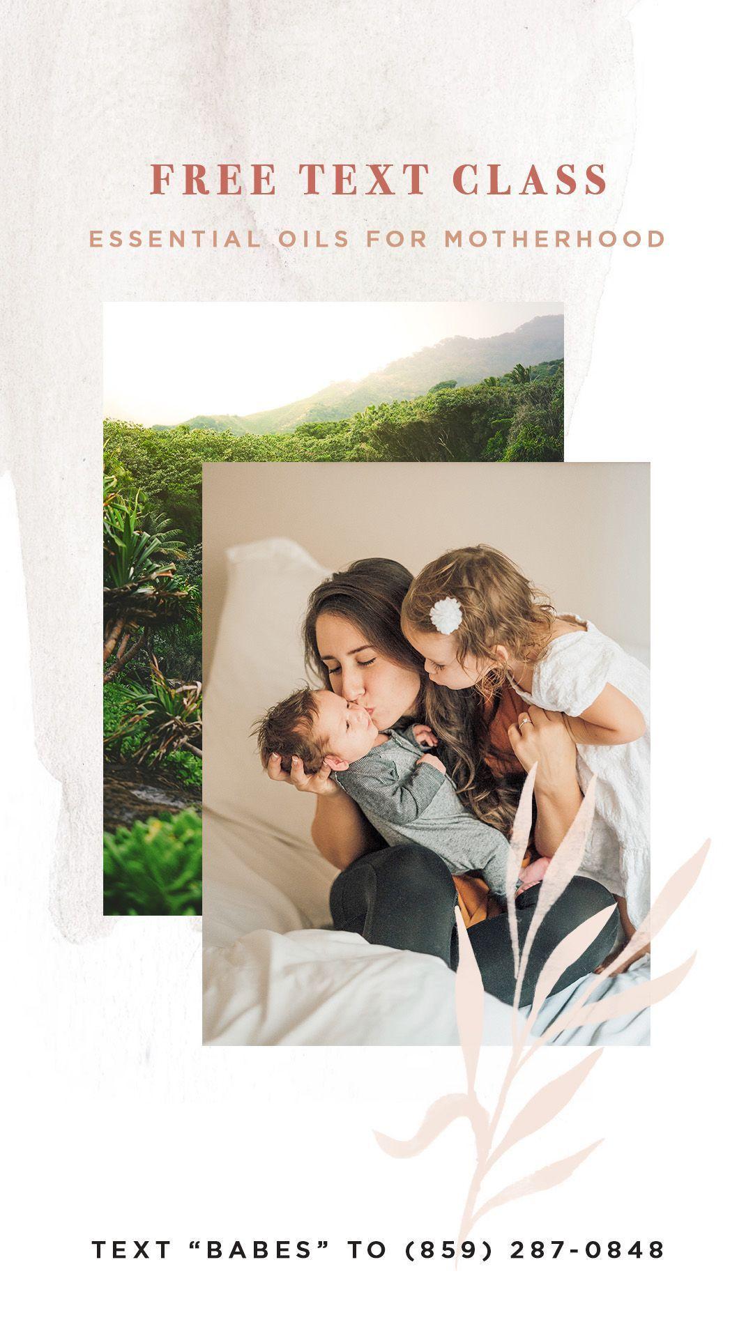 Essential Oils for Babies, Kids, Pregnancy, + Postpartum   Natural postpartum re...