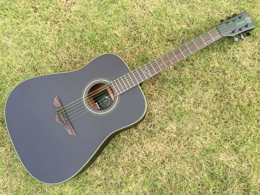 243.00$  Buy now - http://aliqtb.worldwells.pw/go.php?t=32580237167 - Germany VGS professional acoustic guitar solid top