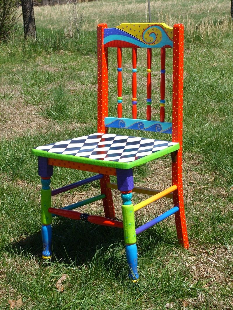 Painted wooden high chair - 1000 Images About Painted Furniture On Pinterest Painted Chairs Hand Painted Chairs And Foot Stools