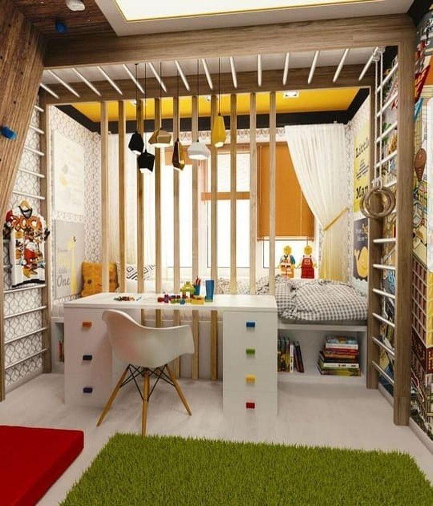 Как сделать детскую комнату фото 845