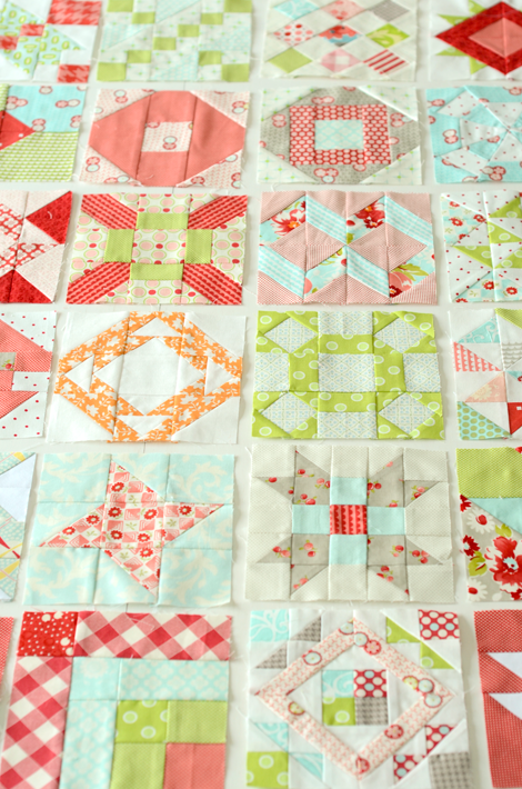 Quilt inspiration - love these colors together and the idea of ... : how to put together a quilt - Adamdwight.com
