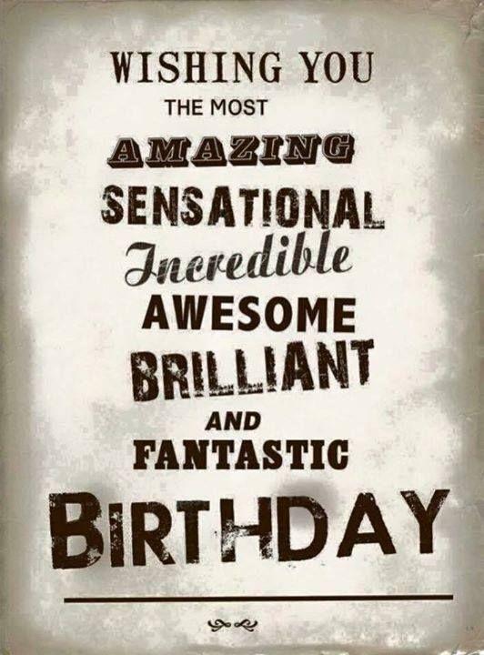 Birthday Wishes My Life Pinte