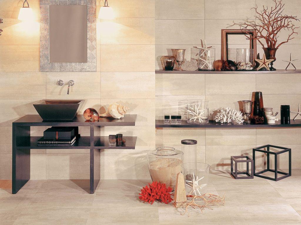 Home interceramic usa nice neutral tile master for Bathroom design ideas usa