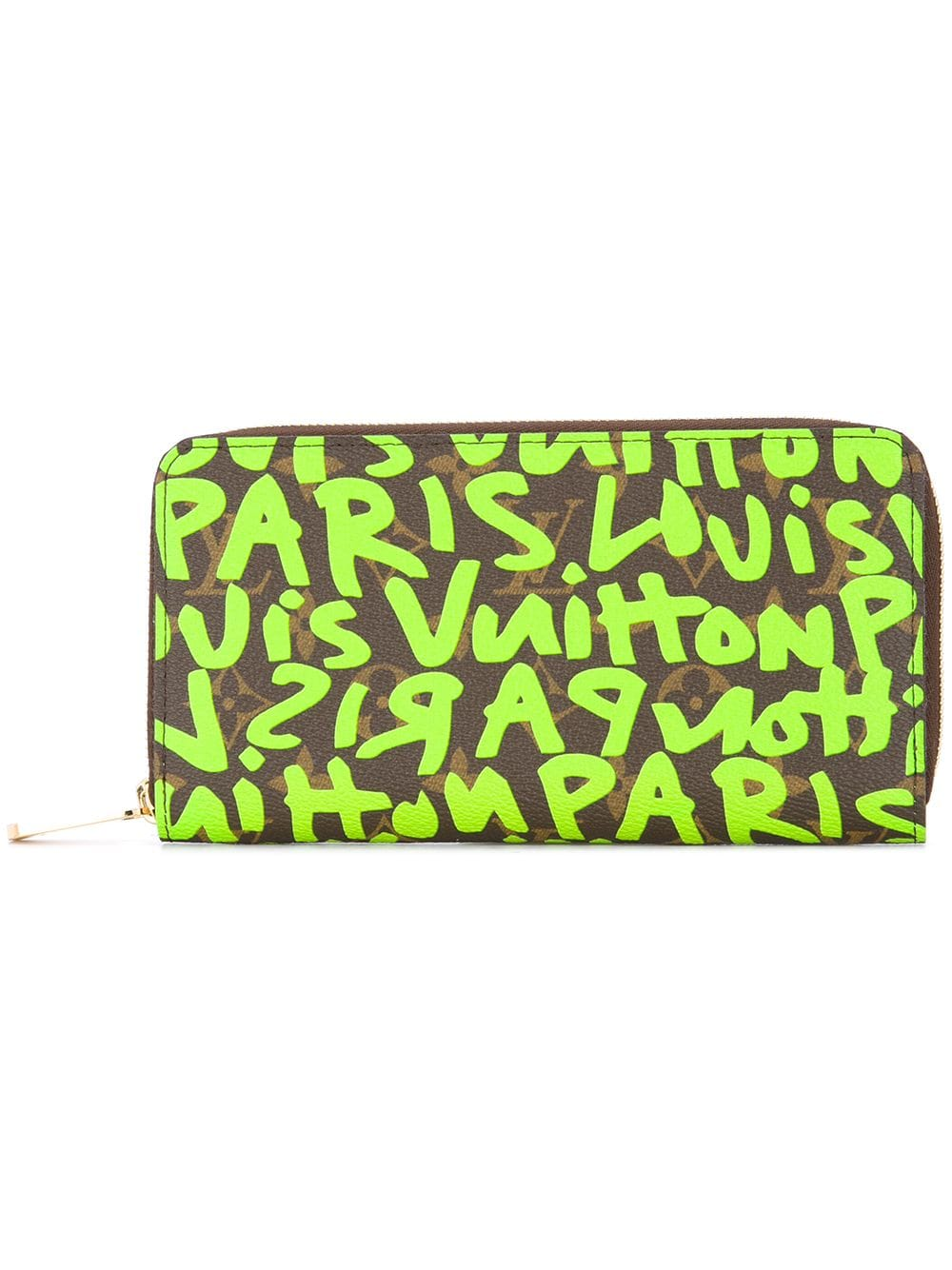 Louis Vuitton Pre Owned Zipped Continental Wallet Vintage Louis Vuitton Louis Vuitton Continental Wallet