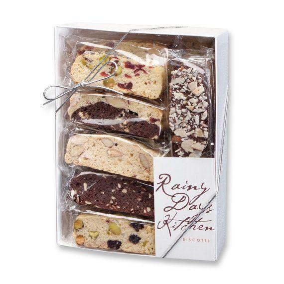 Biscotti Gourmet Cookies Packaging Dessert Packaging Biscuits Packaging