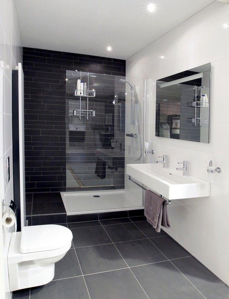 Een kleine badkamer inrichten doe je met deze 5 tips! | Pinterest ...