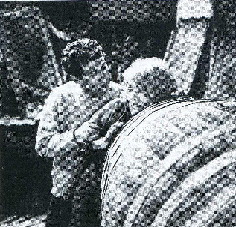 ''Το Παρελθόν μιας Γυναίκας'' 1968 του Γιάννη Δαλιανίδη, Χρονοπούλου, Γεωργίτσης