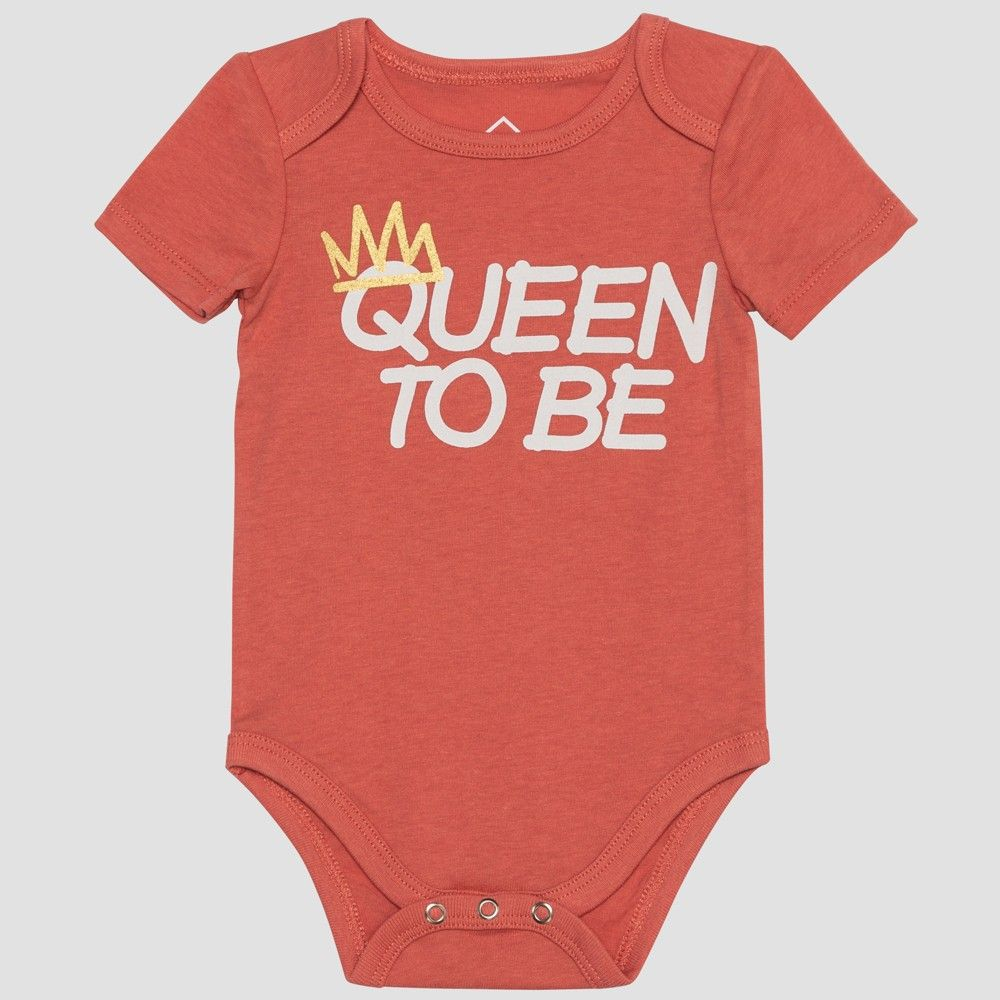 5d65b6008bf0 Wellworn Baby Queen to be Bodysuit - Faded Rose 12M in 2019 ...