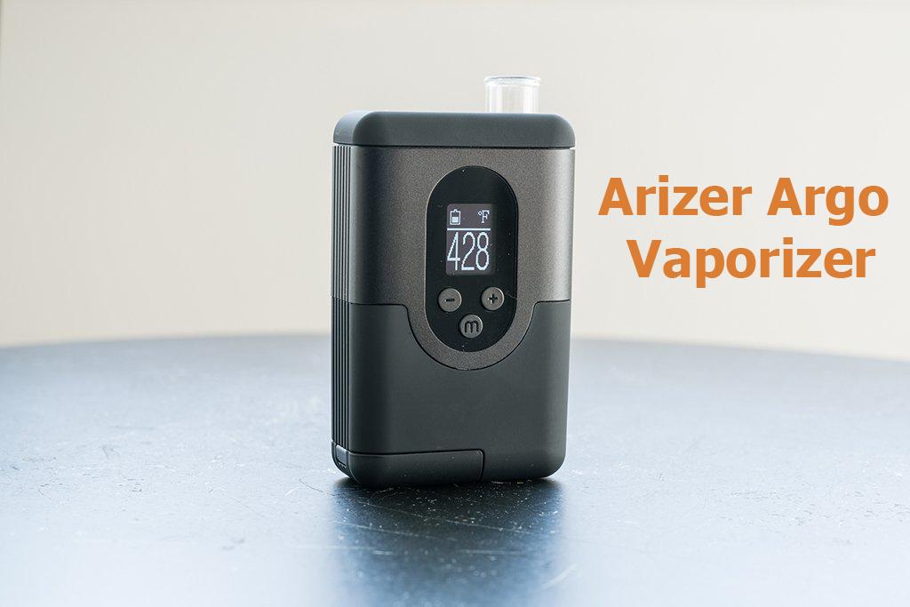 Arizer ArGo Vaporizer, Pocket vaporizer, Vapor