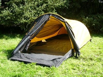 Eureka! Solitaire - Tent (sleeps 1)  Sports u0026 Outdoors & Eureka! Solitaire - Tent (sleeps 1) : Sports u0026 Outdoors | camping ...