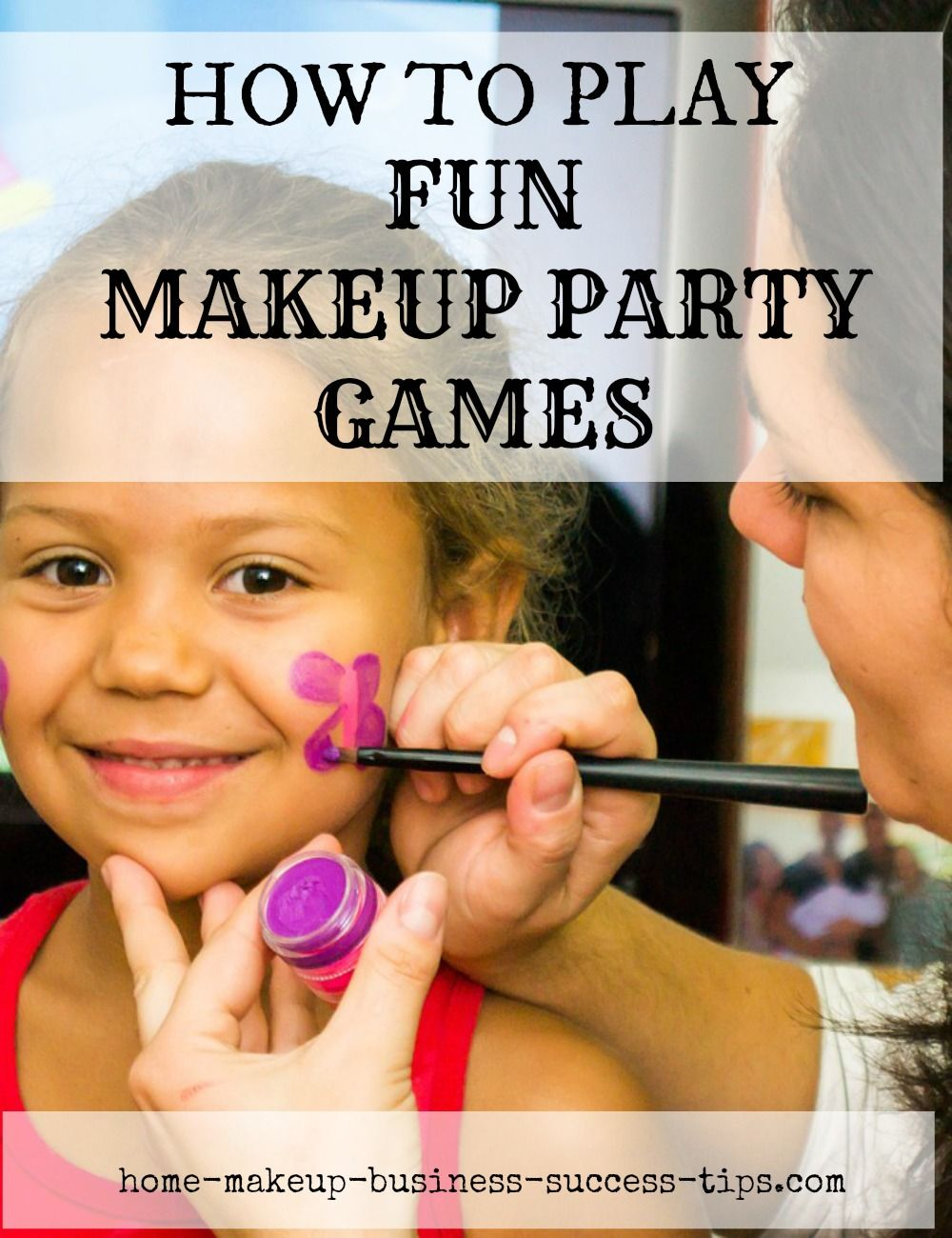 Great Makeup Home Party Games Home Party Games House Party Christmas Makeup Tutorial