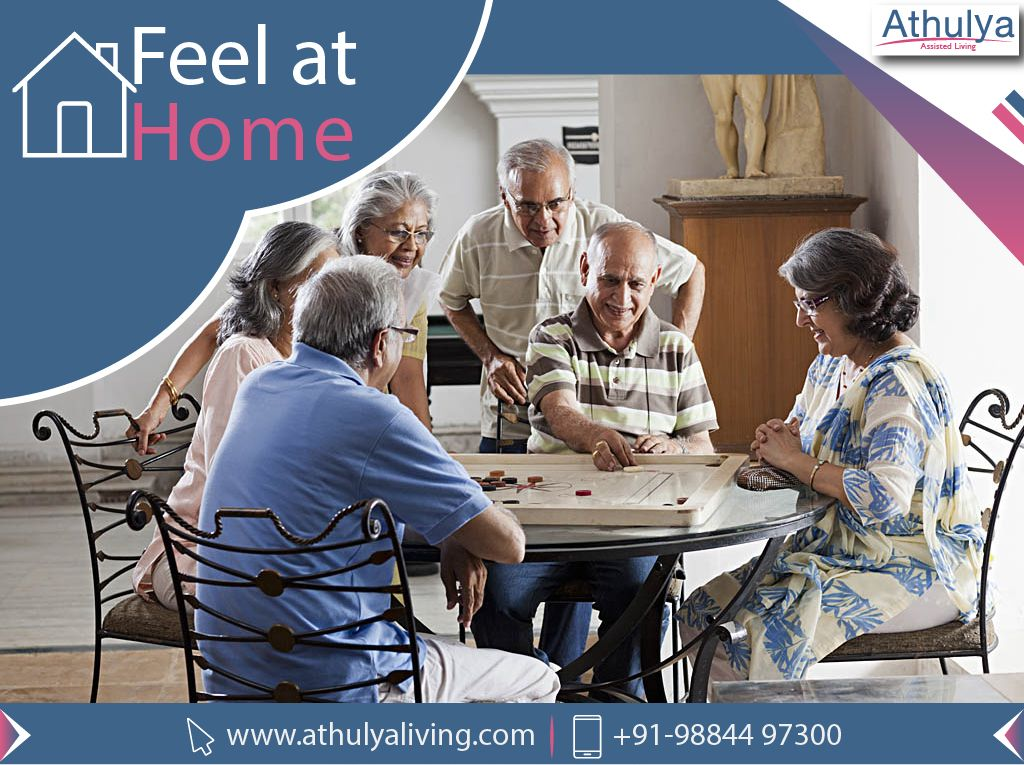 Live with freedom just as you are at home athulya we