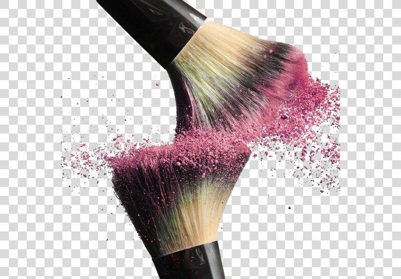 Cosmetics Makeup Brush Makeup Brush Blush Pink Splash Collision Png Cosmetics Brush Eye Shadow Face Powder Makeup Brushes Blush Makeup Makeup Cosmetics