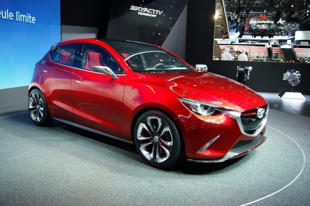 2020 Mazda 2 Redesign And Price Mazda Mazda 2 Concept Cars