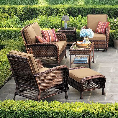 Superbe SONOMA Outdoors Madera Collection; Kohlu0027s. LOVE THIS.