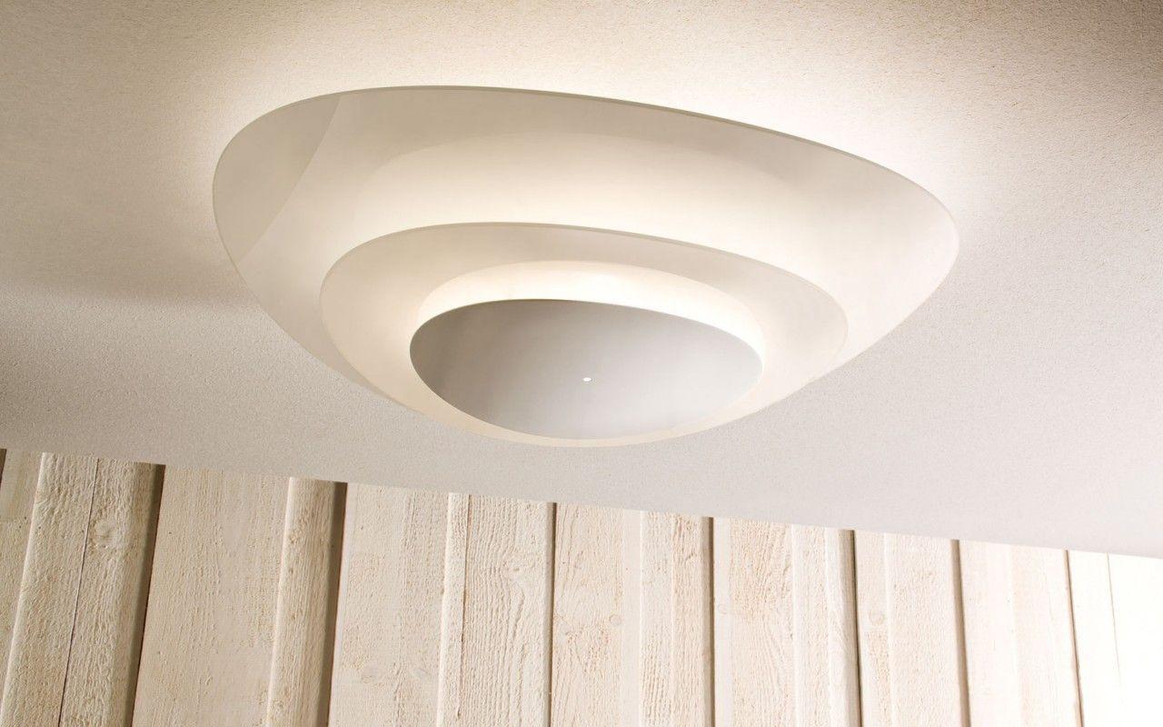 designer deckenlampe plana von murano luce | deckenlampe