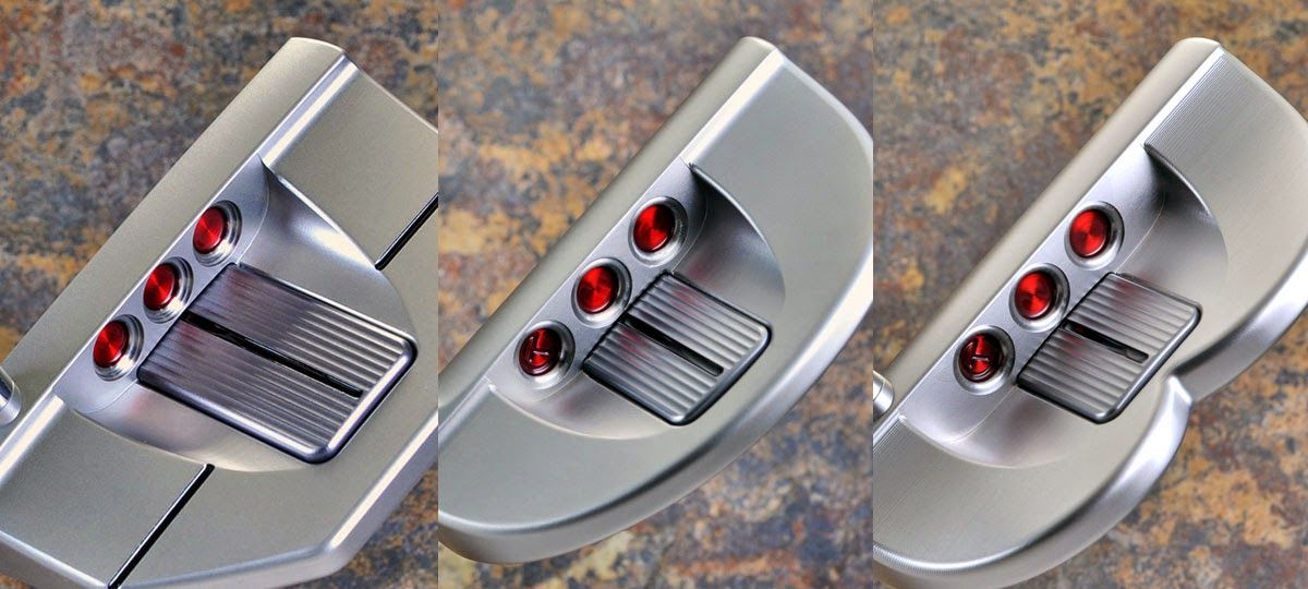 The 3 new models of Scotty Cameron Putters for 2015, the