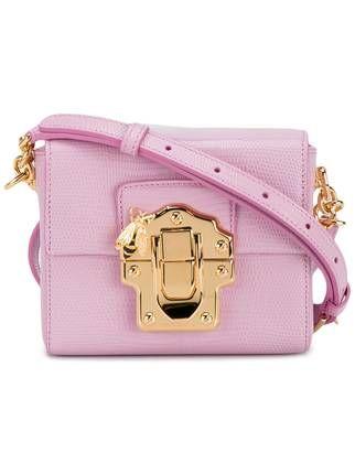 3fe336e5e8f Dolce   Gabbana Mini Pink Lucia Bag   D O P E - A C C E     O R I E ...