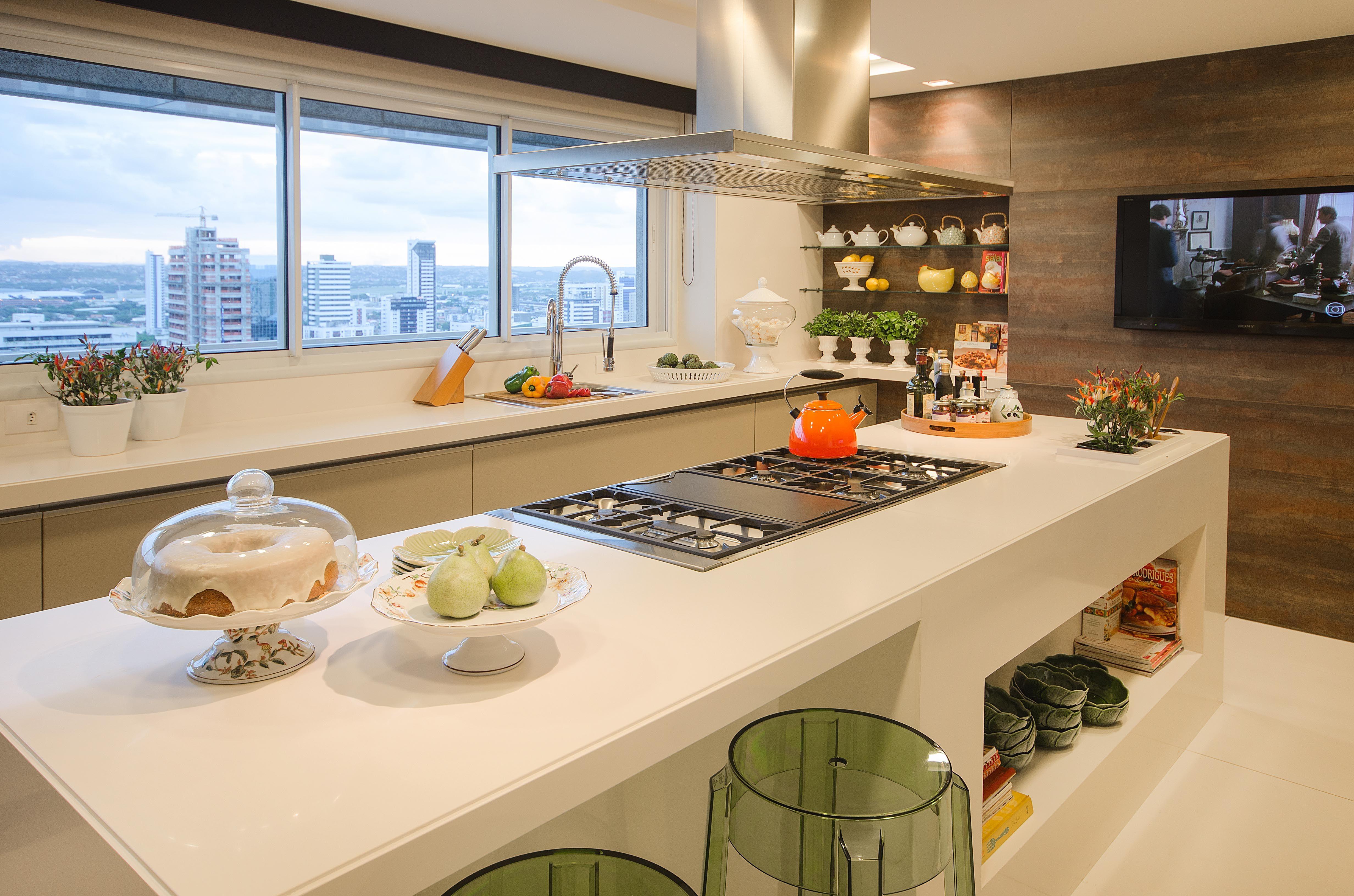 Cozinhas Planejadas Com Ilha Pesquisa Google Hogar Pinterest