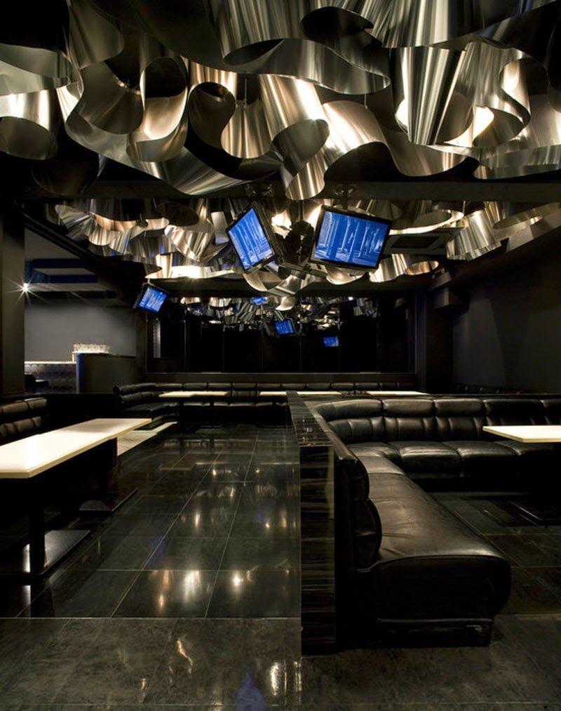 Los 29 mejores dise os de interiores de bares y - Mejor programa diseno interiores ...