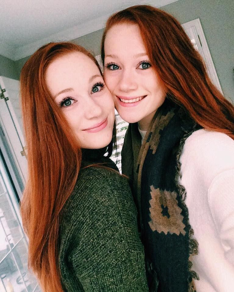 Consider, redhead twins megavideo that