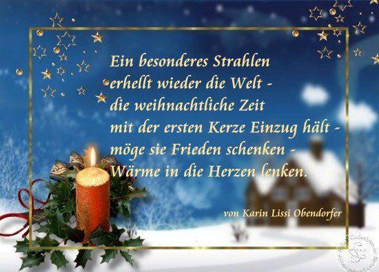 Adventgedichte Sprueche Karins Gedichte Blog November 2011 Gedichte Zum Advent Besinnliche Spruche Zu Weihnachten Gedicht Weihnachten