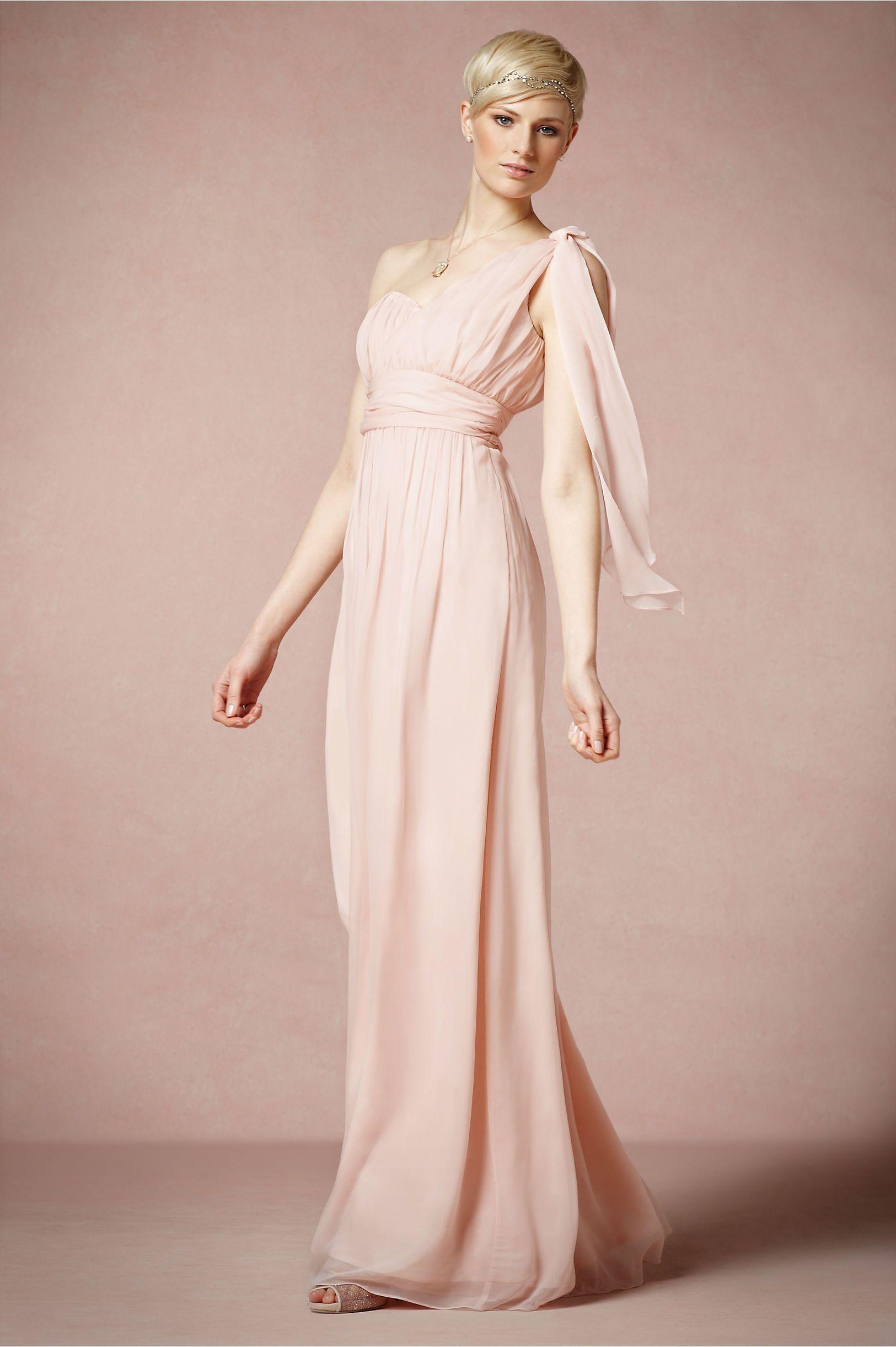 Thalia Maxi Dress in Bridal Party & Guests Bridesmaids at BHLDN ...