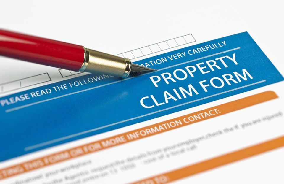 Filing property damage claim may be a complicated method that - property damage release form