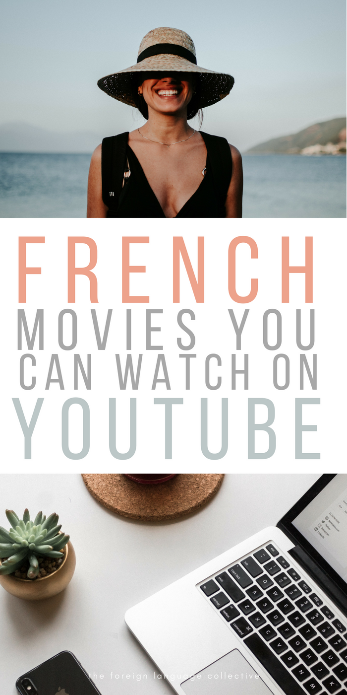 12 French Movies You Can Watch On Youtube For Free French Movies French Films French Language