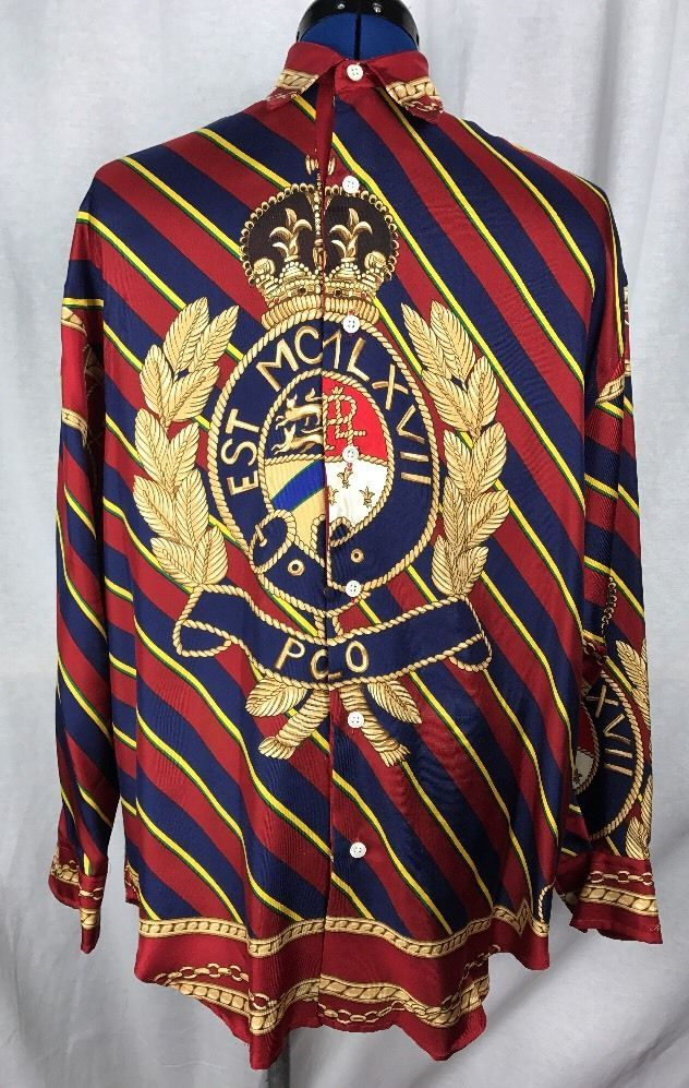 fe76baaa2af Super Rare Vintage Polo Ralph Lauren HOLY GRAIL! For sale in our ebay shop!