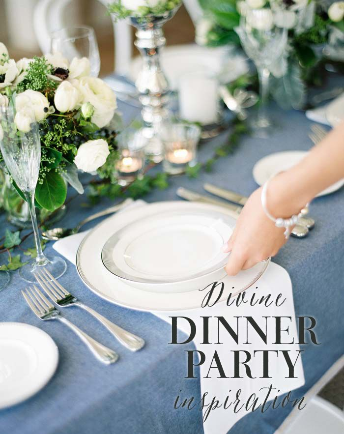 Host Divine Dinner Parties With Vera Wang Wedgwood
