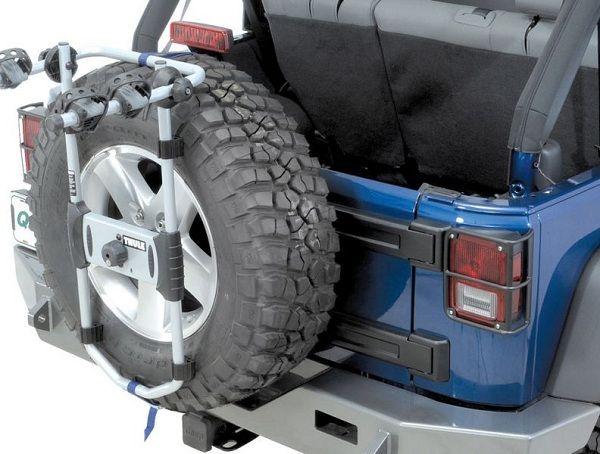 Jeep Spare Tire Bike Rack Car Tires Ideas Spare Tire Bike Rack