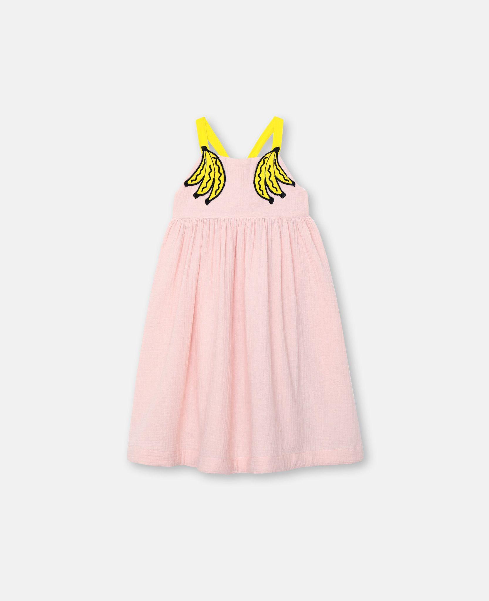 539b3461486d9 Banana Patch Dress - STELLA MCCARTNEY KIDS   kid style - for girls ...