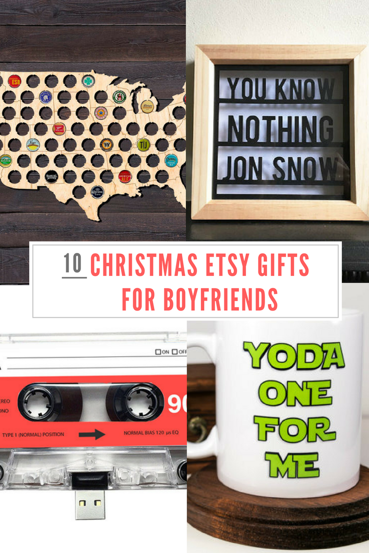 what to give your boyfriend for christmas
