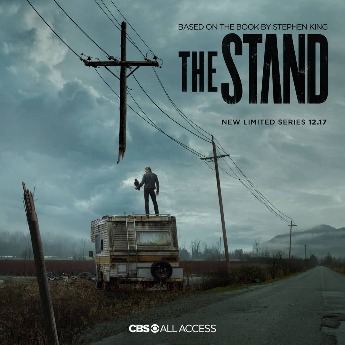 The Stand Trailer And Poster Key Art Seat42f In 2020 Keys Art Upcoming Series Alex Pics