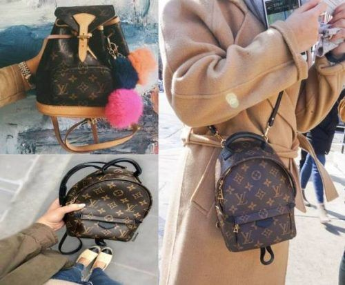 a7f2d6db075 Louis vuitton backpacks – Just Trendy Girls | Trendy bags | Louis ...