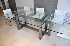 Línea Alto Diseño - mesas de comedor de GONZALO DE SALAS ...