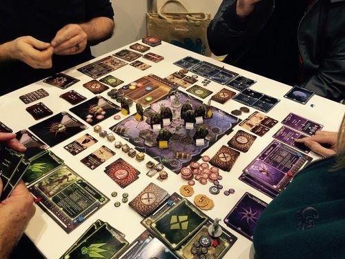 Gloomhaven Image Boardgamegeek Board Games Card Games Photo Wall