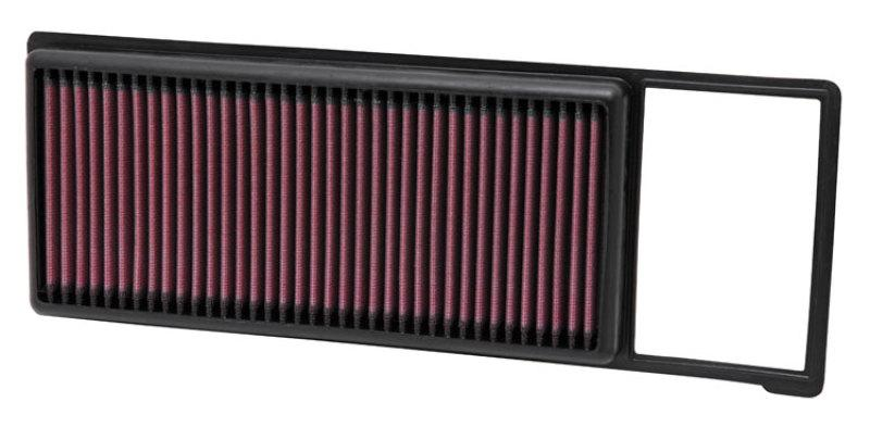 K N 2010 2012 Fiat 500 1 3l L4 Dsl Drop In Replacement Air Filter