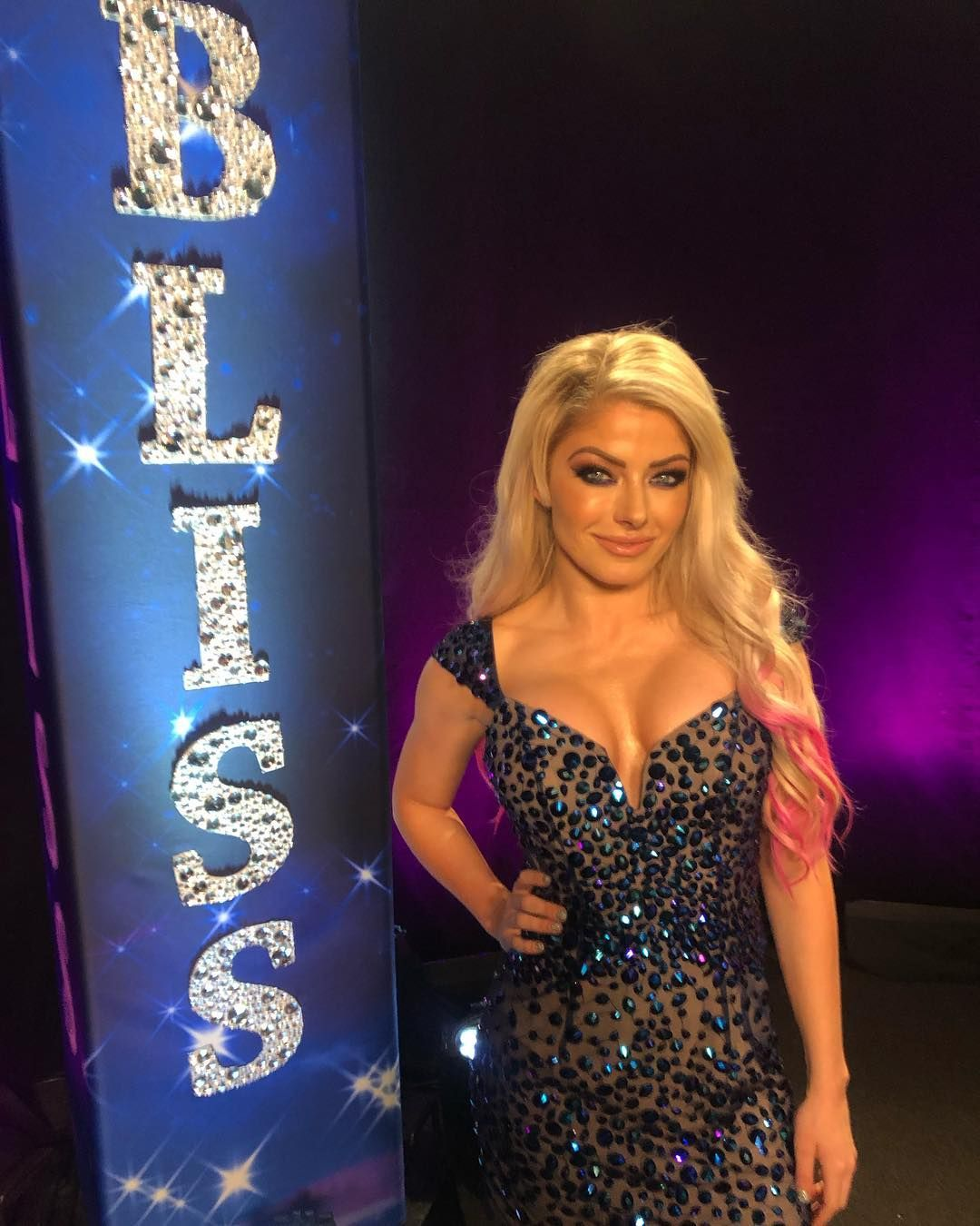 Alexa Bliss Promotes WWE Wrestlemania 37; Reveals Match She's Interested In 2