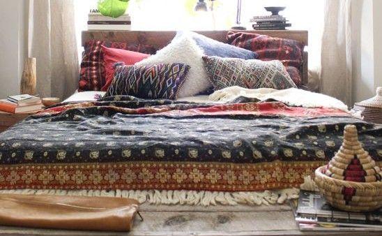 Marokkaanse slaapkamer | Spain Ibiza Moroccan Andalucia interior ...