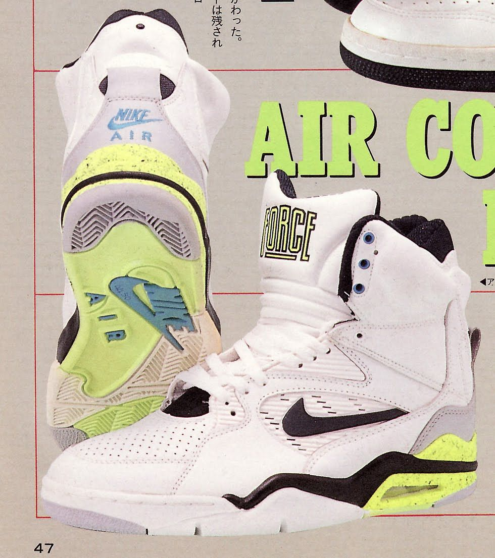 new products d23c4 901a3 OG Nike Air Command Force Pumps
